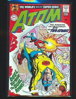 Atom # 36 - GA Atom crossover Fine+ Cond. cover loosely connected to top staple