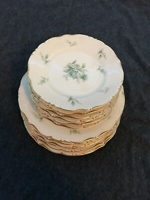 Fine China of Japan - Normandy - Coventry - Set of 6 bread & 6 salad Plates