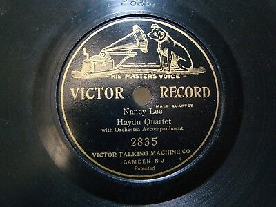 Victor 7 inch Disc Record #2835