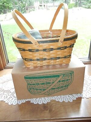 NIB Longaberger ~ 1996 Edition, Traditions Collection,  Community Basket
