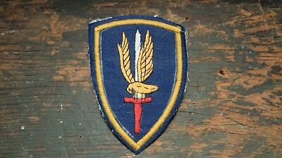Vietnam vintage 1st Aviation Brigade full color patch Theater made