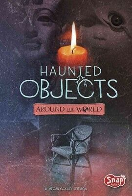 Haunted Objects from Around the World, Library by Peterson, Megan Cooley, Lik...