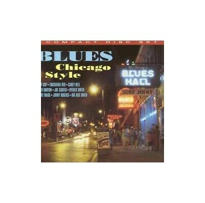 Various Artists - Blues Chicago Style - Various Artists CD OEVG The Fast Free