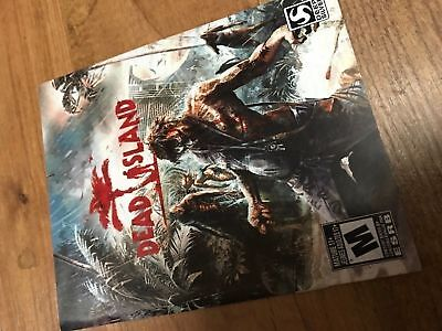 Dead Island - Playstation 3 - Instruction Manual Only