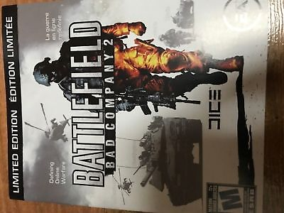 Battlefield 2 Bad Company -  Playstation 3 - Instruction Manual Only