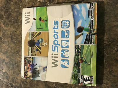 Wii Sports - Nintendo Wii - Game Case Only No Disc