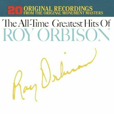 Roy Orbison : All Time Hits 1 & 2 CD