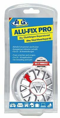 Alloy Wheels Repair Set pro Silver Rims Repair Kit Felgendoktor Rim Varnish