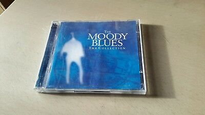 The Moody Blues - The Collection 2 disc music cd