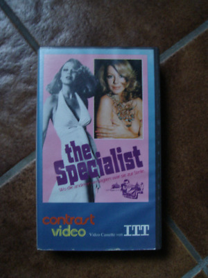 VHS-Videofilm °°the Specialist°°