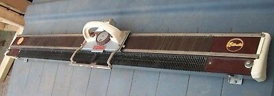 old vintage knitmaster model 4500 knitting machine