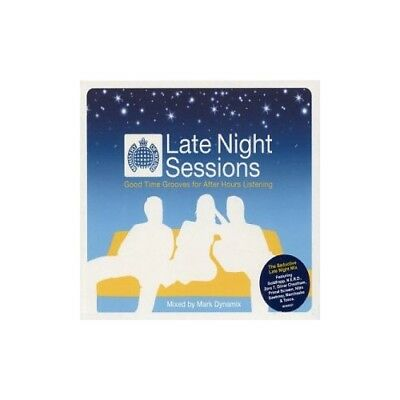 Various - Late Night Sessions - Various CD GBVG The Fast Free Shipping