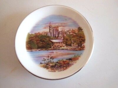 Vintage 1978 Crown Staffordshire Queen Silver Jubilee Commemorative Pin Tray