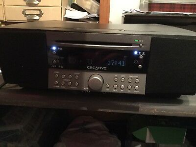 Creative Cambridge Soundworks Cd radio stereo 740