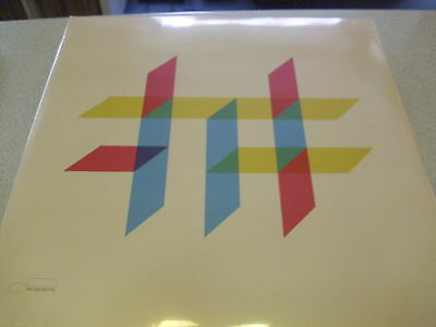 GOGO PENGUIN - Man Made Object - 2LP Vinyl // Neu & OVP // Gatefold