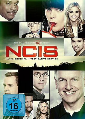 NCIS - Navy CIS - Season/Staffel 15 # 6-DVD-BOX-NEU
