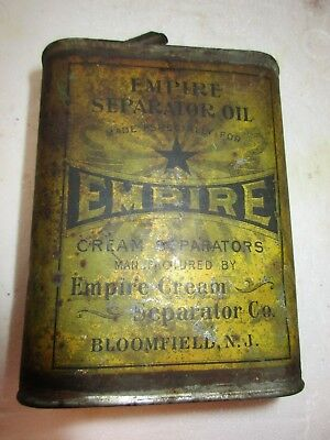 """Check This One Out """"empire Cream Separator Co"""" Empire Separator Oil"""