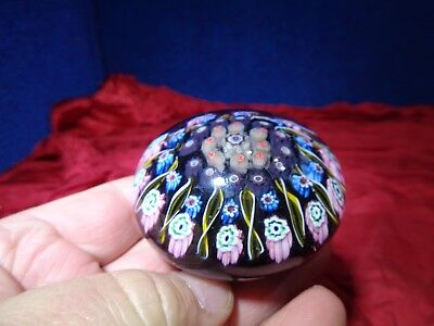 Unknown French? Antique ~~~ ESTATE FIND ~~~ VINTAGE GLASS PAPERWEIGHT #2
