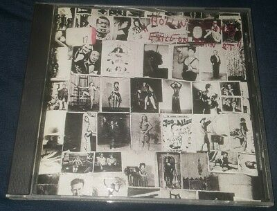 "The Rolling Stones ""Exile On Main Street"" CD"