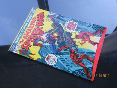 Amazing Spider-Man #136 - NEAR MINT 9.2 NM - MARVEL 1974 - 1st Harry as Goblin!