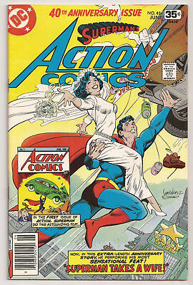 Action Comics #484 (1978) VF