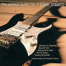 The Greatest Guitar Hits of Dire Straits von The Brothers ... | CD | Zustand gut
