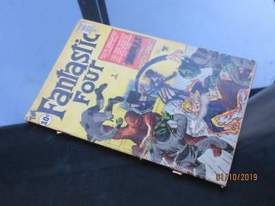 Fantastic Four #2 -MARVEL1961- 1st App of Skrulls - 2nd App of Fantastic Four!