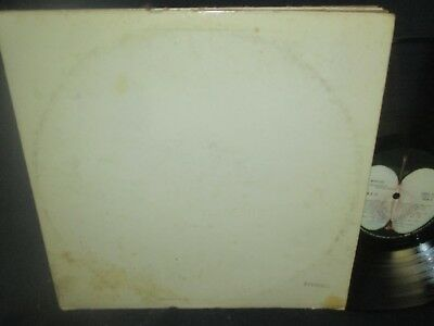 "The Beatles ""White Album"" Double LP with Poster (Numbered)"