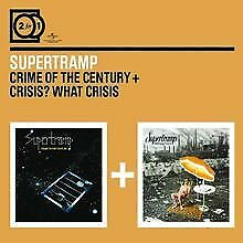 2 for 1: Crime of the Century/Crisis? What Crisis? von Sup... | CD | Zustand gut