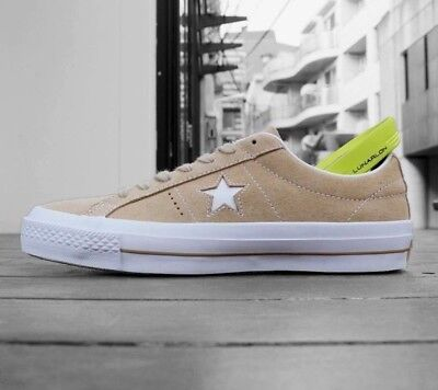 Converse One Star OX Vintage Men's Suede Low Top Sneakers size 12