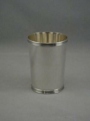 Sterling Silver Old Kentucky Mint Julip Cup by Frank M Whitting Early 1900's