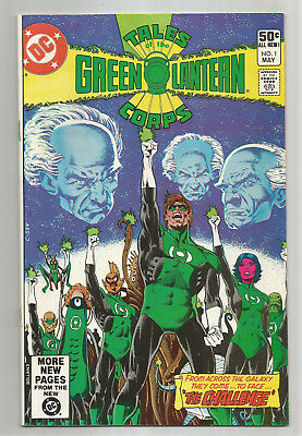 Tales Of The Green Lantern Corps # 1, # 2, # 3 * Dc Comics * 1981