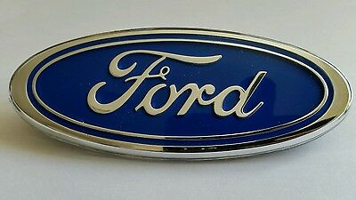 Ford 4610 5610 6610 6810 7610 7810 Tractor Badge