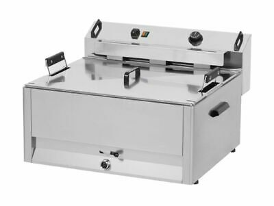 Baking Dishes Electric Deep Fat Fryer, 540x450x370 Mm