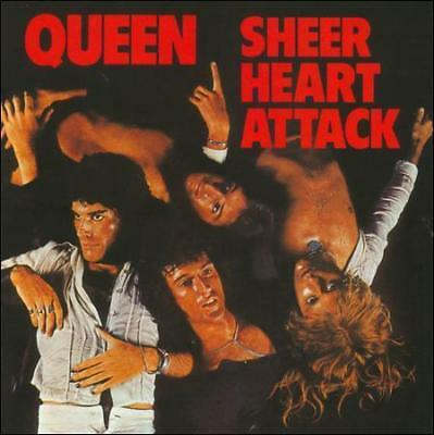Sheer Heart Attack [Remastered] Queen Audio CD