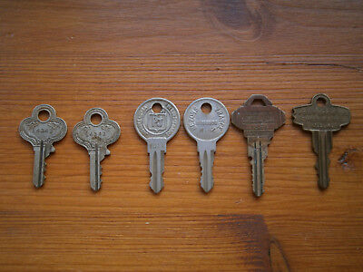 Clefs Anciennes-Bezons France-Russwin.fort Lock...