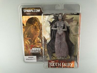 Actionfigur McFarlane Movie Maniacs Series 5 The Tooth Fairy (Mouth open) OVP