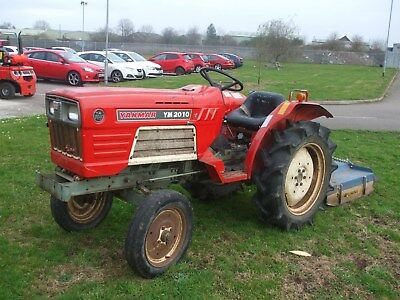Second hand Yanmar Tractor/Lawn Mower