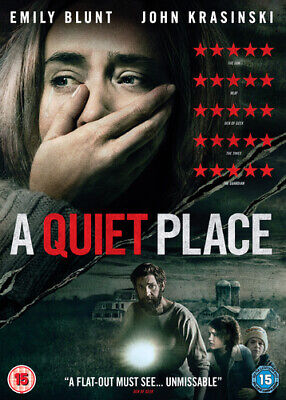 A Quiet Place DVD (2018) Emily Blunt ***NEW***