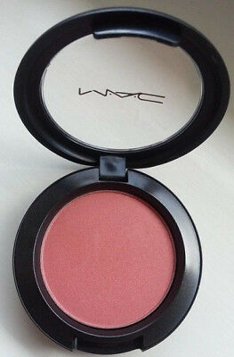 New.MAC sheertone shimmer Powder Blush - PEACHYKEEN (peach)  6g