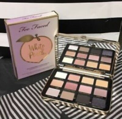 Palette maquillage TOO FACED white peach