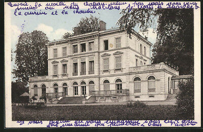 CPA Mary-sur-Marne, Le Chateau