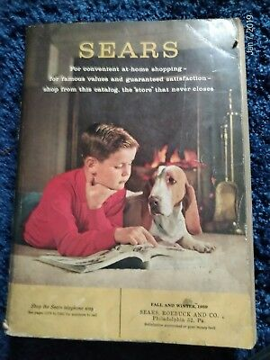 Sears Catalog 1959 Fall and Winter