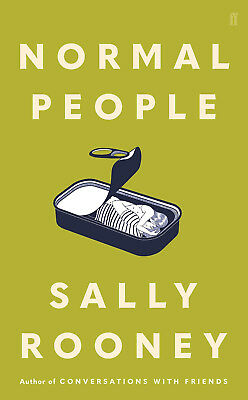 The full version of Normal People by Sally Rooney 2019 (EPUB&PDF&EB00K)
