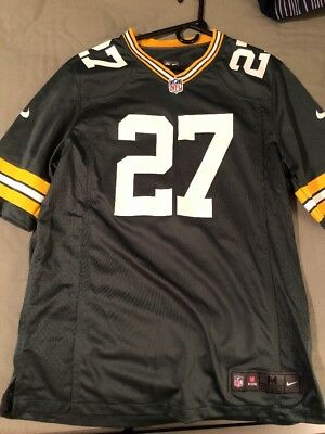 Nike Official NFL Packers Lacy Home Jersey M