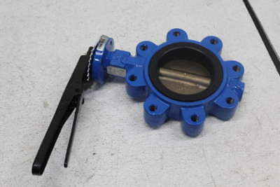 FNW 8 bolt flange body D/1 4 in butterfly valve 712EP