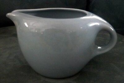Vintage Ice Blue Russel Wright Iroquois Casual Water Pitcher Teapot