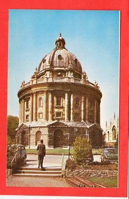 Post card ~ The Radcliffe camera Oxford England ~ Vintage 4708