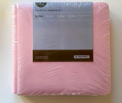 Creative Memories 8x8 Coverset Rosa, OVP