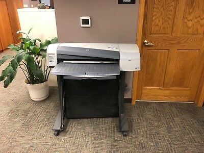 HP Designjet 111 24 in Roll Wide Format Printer